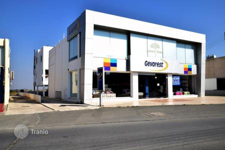 Commercial property for sale in Paralimni. Commercial Building with Apartments For Sale