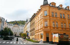 6 bedroom apartments for sale overseas. Modern duplex apartment in Karlovy Vary, plus a cottage on the lake in Depoltovitseh