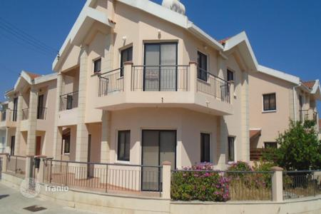 4 bedroom houses for sale in Cyprus. A two-storey house with a private plot of land near the center of Larnaca, Cyprus