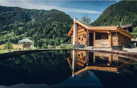 Residential for sale in Austrian Alps. New chalet with views of the mountains and the forest in the commune of Flattach, Carinthia, Austrian Alps