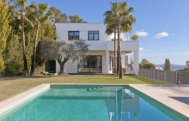 Luxury 5 bedroom houses for sale in Balearic Islands. Villa – Son Vida, Balearic Islands, Spain