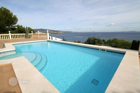 Luxury 6 bedroom houses for sale in Majorca (Mallorca). Villa – Cala Vinyes, Balearic Islands, Spain