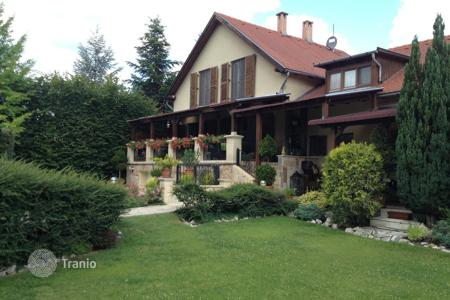 Residential for sale in Pest. Beautiful house on the riverbank in Szentendre, Hungary