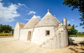 Beautiful trullo with a garden and a place for a pool in a quiet area, Locorotondo, Italy for 270,000 €