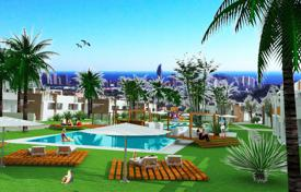 Cheap townhouses for sale in Benidorm. Terraced house – Benidorm, Valencia, Spain