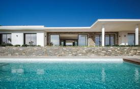 Luxury 4 bedroom houses for sale in Grimaud. New villa with terraces, a pool, a garden and a garage in a sought-after residential area, close to the beach, Grimaud, France