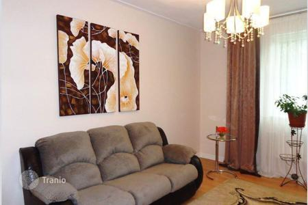 Houses for sale in Riga. A two-storey house in a quiet green area of Riga