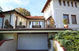 3 bedroom houses for sale in Hungary. Modern villa with two terraces, a sauna and a garden, District II, Budapest, Hungary