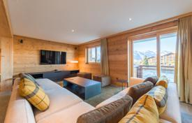 2 bedroom apartments for sale in Alps. Apartment with a balcony, in a new residence with a swimming pool, next to the ski slopes of the popular resort, Valais, Switzerland