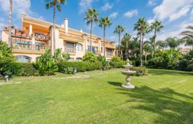 Luxury apartments with pools for sale in Spain. Unique Frontline Beach Apartment at Garden Level, Casa Nova, Puerto Banus, Marbella