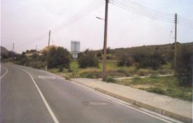 Coastal development land for sale in Agios Athanasios. Building Plot — Commercial/Residential