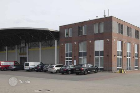 Manufacturing facilities for sale in Europe. Production room – Leipzig, Saxony, Germany