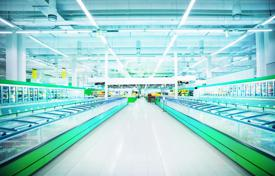 Property (street retail) for sale in Germany. Supermarket with yield of 6%, Hessen, Germany