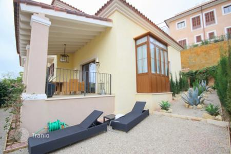 Houses with pools for sale in Camp de Mar. Detached house – Camp de Mar, Balearic Islands, Spain
