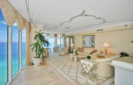 Classic style nine-room penthouse in Sunny Isles Beach, Florida, USA for $4,499,000