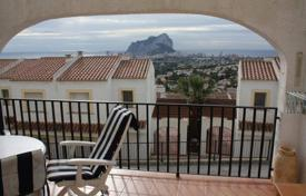 Townhouses for sale in Calpe. Terraced house – Calpe, Valencia, Spain