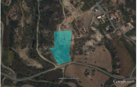 Development land for sale in Larnaca. 7.720 m² agricultural land for sale in Maroni with planning and building permits
