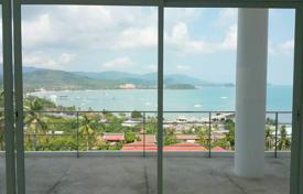 Penthouses for sale in Thailand. Penthouse with stunning sea views near the Big Buddha in Koh Samui