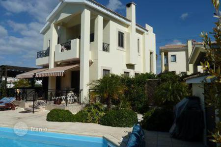 Coastal residential for sale in Kouklia. 3 bedroom villa in the prestigious Secret Valley