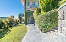 6 bedroom houses for sale in Lombardy. Three-storey villa with a terrace, a winter garden and views of Como Lake, Cernobbio, Lombardy, Italy