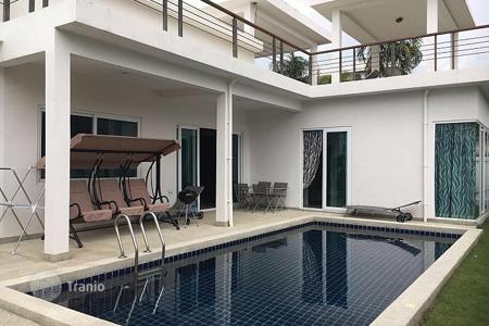 4 bedroom villas and houses to rent in Chonburi. Townhome – Pattaya, Chonburi, Thailand