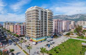 Apartments with pools by the sea for sale in Western Asia. Modern apartments in a luxury residential complex with panoramic sea views, just 100 meters from the sea, with pool and garden, Antalya