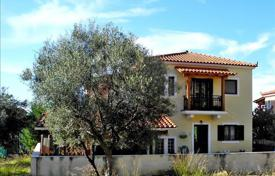 Houses for sale in Trikala. 2-storey cottage in central Greece