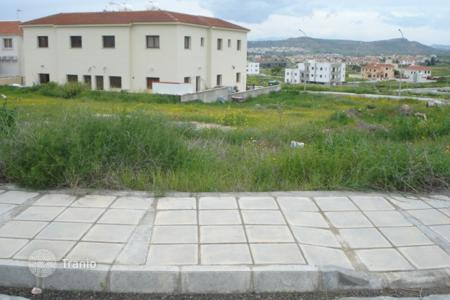 Cheap land for sale in Pyla. Building Plots