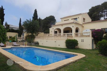 Property for sale in Senija. Detached villa of 4 bedrooms in Benissa