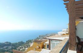 Apartments for sale in Cumbre. 2 bedroom apartment with panoramic seaviews in complex with pool in Cumbre del Sol
