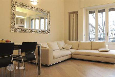 Property for sale in Milan. Furnished apartments in a historic building, near the Porta Romana, Milan