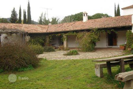 Residential for sale in Jimena de la Frontera. Finca surrounded by cork forest in Jimena de la Frontera