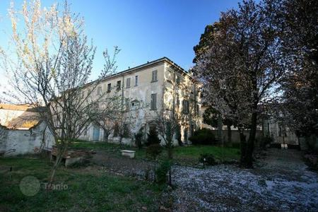 Residential for sale in San Zenone Al Po. HISTORICAL RESIDENCE in LOMBARDY COUNTRYSIDE