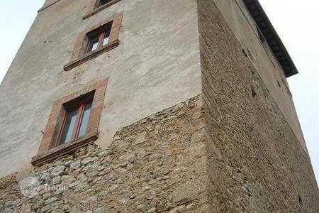 Chateaux for sale in Italy. Medieval castle near Spoleto, Italy
