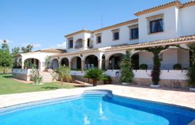 Luxury chalets for sale in Southern Europe. Chalet – Benissa, Valencia, Spain