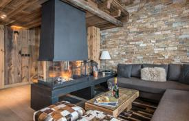 5 bedroom villas and houses to rent in Meribel. Modern chalet with a hammam, a sauna and a balcony, at 150 meters from the slope and the ski lift, Meribel, France