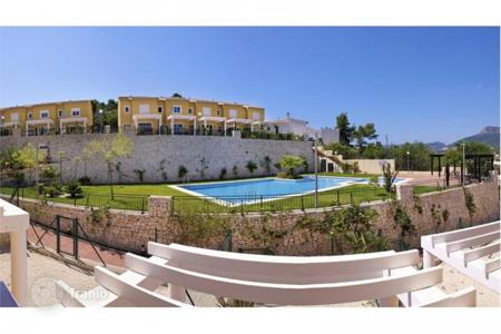 Cheap houses for sale in Calpe. Townhouse — Calpe