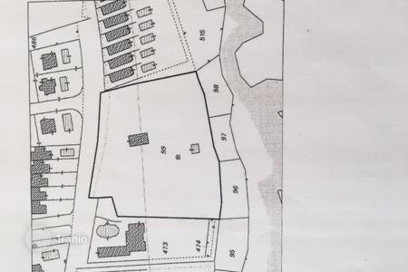 Land for sale in Famagusta. Plot for Sale in Agia Thekla near the new Marina