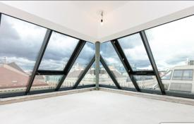 Penthouses for sale in Vienna. Duplex penthouse with a large terrace and views of the city, Vienna, Austria