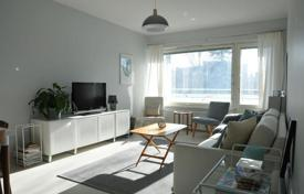 Comfortable apartment with balcony and forest view in Helsinki, Finland for 306,000 $