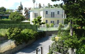 Houses with pools by the sea for sale in Sanremo. Villa – Sanremo, Liguria, Italy
