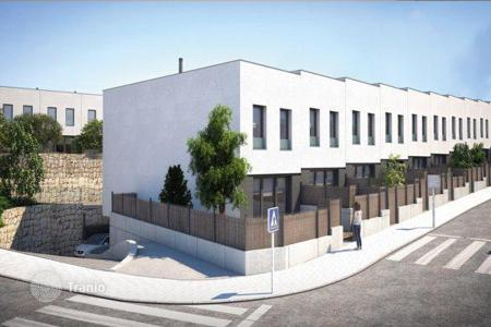 Off-plan property for sale in Spain. Townhouse in Sant Andreu de Llavaneres