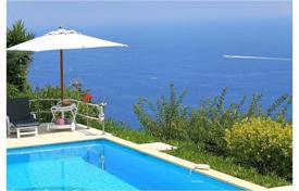 Coastal houses for sale in France. Villa – Beausoleil, Côte d'Azur (French Riviera), France