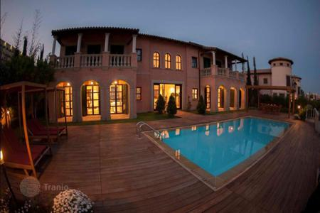 Luxury residential for sale in Pareklisia. Five Bedroom Detached Beach Front Villa