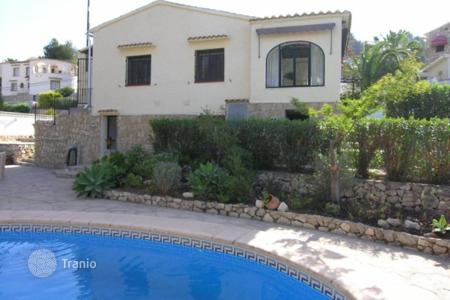 3 bedroom houses for sale in Benissa. Villa – Benissa, Valencia, Spain