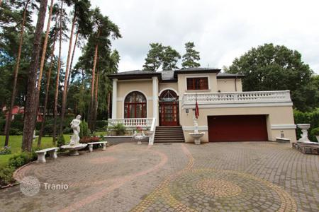 Houses with pools for sale in Baltics. Townhome – Riga, Latvia