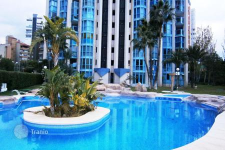 Cheap 3 bedroom apartments for sale in Benidorm. Apartment – Benidorm, Valencia, Spain