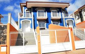 Townhouses for sale in Tenerife. New townhouse in a quiet residential area of Costa Adeje