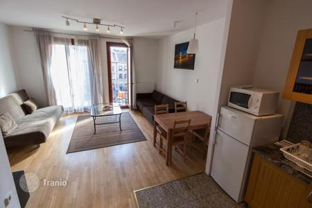 Residential for sale in Hungary. One bedroom apartment with furniture in a new house in the center of Budapest, district VII. Guaranteed rental income!