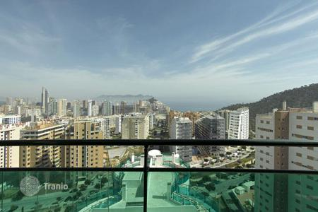 1 bedroom apartments by the sea for sale in Benidorm. Apartment in Benidorm, Spain. New built in, 200 meters from the sea